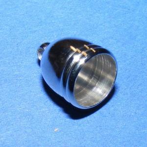 Bőrvég (449. minta/1 db) - 14x10 mm (csimbo) - Meska.hu
