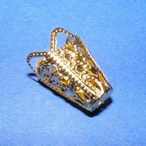 Gyöngykupak (26. minta/4 db) - 16x10 mm (csimbo) - Meska.hu
