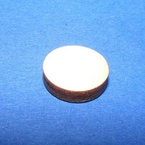 Falencse (909/FA minta/1 db) - Ø 16 mm, Gyöngy, ékszerkellék, Cabochon, Ékszerkészítés, \nFalencse (909/FA minta) - kerek\n\nHasználható a termékeim között található medál és gyűrű alapokhoz ..., Meska