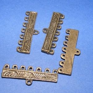 Bronz végzáró (K29. minta/1 db) (csimbo) - Meska.hu