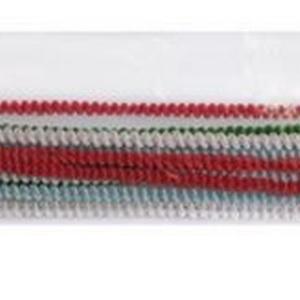 Göndör zseníliadrót (Ø 6 mm/30,5 cm) - világoskék (csimbo) - Meska.hu