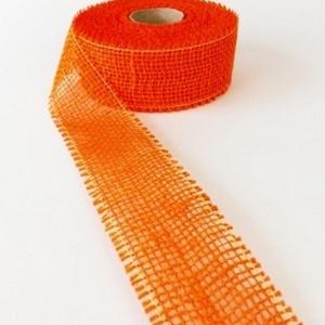 Jutaszalag (1 m) - narancssárga (csimbo) - Meska.hu