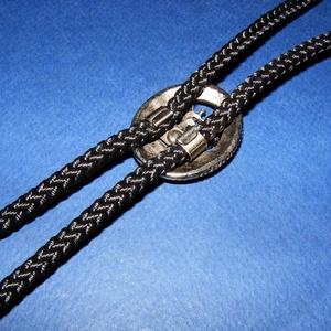 Amerikai nyakkendő dísz (1 db) - ló (csimbo) - Meska.hu