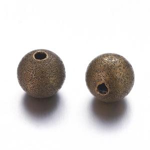 Bronz köztes (618/E minta/10 db) - Ø 8 mm, Gyöngy, ékszerkellék,  Bronz köztes (618/E minta) - bronz színben  Nikkelmentes  Mérete: Ø 8 mmFurat: 1,5-2 mm  Az ár 10 d..., Meska