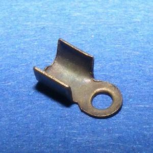 Bőrvég (1. minta/10 db) - 7x3 mm - Meska.hu