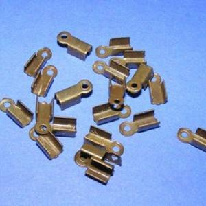 Bőrvég (10 minta/10db) - 10x4 mm (csimbo) - Meska.hu