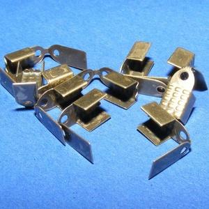 Bőrvég (12. minta/10 db) - 9x5 mm (csimbo) - Meska.hu