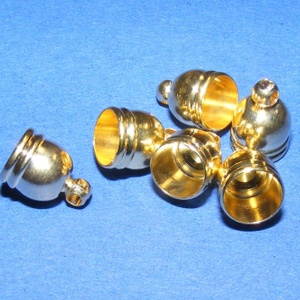 Bőrvég (52 minta/1 db) - 10x7 mm (csimbo) - Meska.hu