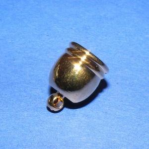 Bőrvég (55 minta/1 db) - 14x10 mm - Meska.hu