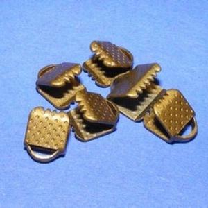 Szalagvég (3 minta/1 db) - 6x8x5 mm (csimbo) - Meska.hu