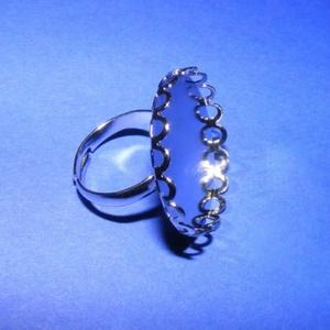 Gyűrű alap (6. minta/1 db) (csimbo) - Meska.hu