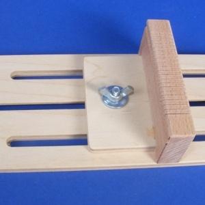 Állítható gyöngyfűző keret (1 db) - kicsi (csimbo) - Meska.hu