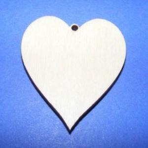 Fa alap (113. minta/1 db) - akasztós szív , Fa, Egyéb fa, \nFa alap (113. minta) - akasztós szív \n\r\n\r\n\nMérete: 4,5x5,5 cmAnyaga: rétegelt lemezAnyagvastagság: ..., Meska
