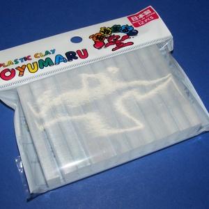 OYUMARU (12 db-os készlet) - színtelen, Vegyes alapanyag,  OYUMARU - hőre lágyuló modellező anyag - 12 db-os készlet - színtelen  A rudak mérete: 60x16x8 mm  ..., Meska