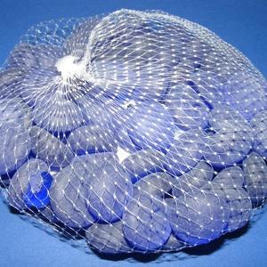 Üvegkavics-7 (300 g) - kék opál, Vegyes alapanyag, Mindenmás, \n\n\nÜvegkavics-7 - kék opál\nA lencsék mérete: 2 cmKiszerelés: kb. 300 g\n\n\nTöbbféle színben.\n\nAz ár 30..., Meska