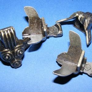 Doboz láb (3. minta/4 db) - 30x22 mm (csimbo) - Meska.hu
