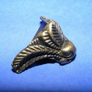 Doboz láb (4. minta/4 db) - 15x20 mm (csimbo) - Meska.hu