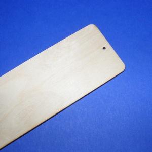 Fa könyvjelző (1 db) - egyszerű (csimbo) - Meska.hu