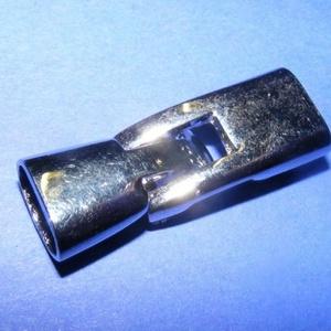 Kapocs 5m-es bőrökhöz (318/D. minta/1 db) (csimbo) - Meska.hu