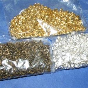 Gyöngykupak akasztó(45/A. minta/10 db) arany (csimbo) - Meska.hu