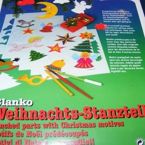 Karácsonyi formák (36 részes) (csimbo) - Meska.hu