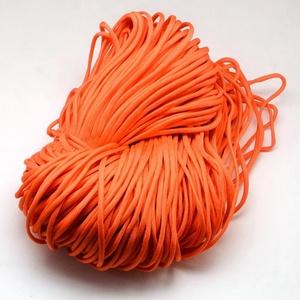 Paracord zsinór-18 (4-5 mm/1 m) - sötét narancssárga (csimbo) - Meska.hu