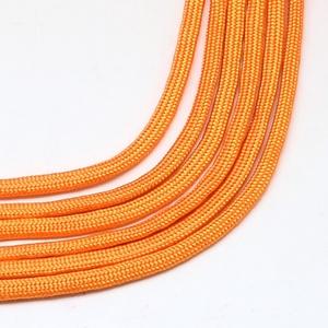Paracord zsinór-2 (4-5 mm/1 m) - narancssárga (csimbo) - Meska.hu