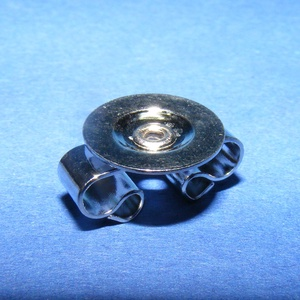 Amerikai nyakkendő alap tárcsás (412/D minta/1 db)   (csimbo) - Meska.hu