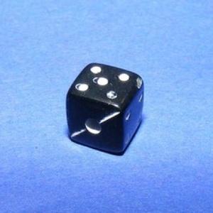 Köztes (622/A minta/10 db) - dobókocka (csimbo) - Meska.hu