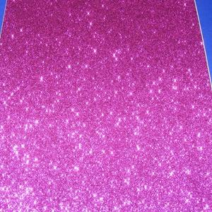 Öntapadós glitteres dekorgumi (A/4 méreta/1 db) - ciklámen (csimbo) - Meska.hu