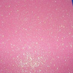 Glitteres dekorgumi (A/4 méret/1 db) - rózsaszín (csimbo) - Meska.hu