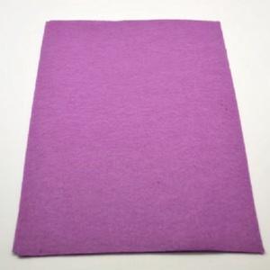 Dekorfilc (2 mm/puha) - levendula (csimbo) - Meska.hu