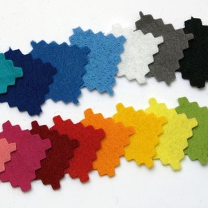 Dekorfilc (2 mm/puha) - sötétbarna (csimbo) - Meska.hu