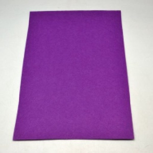 Dekorfilc (2 mm/puha) - sötétlila (csimbo) - Meska.hu