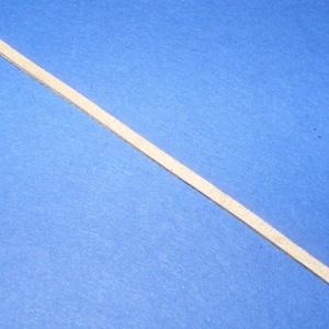 Bőrszíj - 3x1 mm (99. minta/1 db) - drapp (csimbo) - Meska.hu