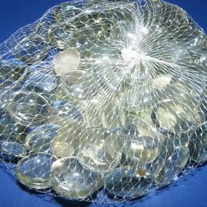 Üvegkavics-1 (300 g) - átlátszó (csimbo) - Meska.hu