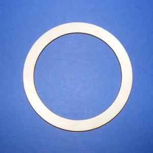 Fa karika (Ø 140 mm/1 db), Fa, Egyéb fa, \n\nFa karika\n\nKülső mérete: Ø 140 mmBelső mérete: Ø 120 mmSzélessége: 10 mmAnyaga: natúr rétegelt lem..., Meska