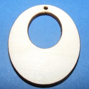 Fa fülbevaló alap (6. minta/1 db) (csimbo) - Meska.hu