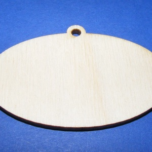 Fa alap (167. minta/1 db) - akasztós ovális (60x35 mm) (csimbo) - Meska.hu