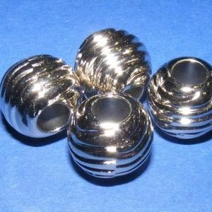 Felületkezelt műanyag köztes-12 (kis hordó/1 db) (csimbo) - Meska.hu