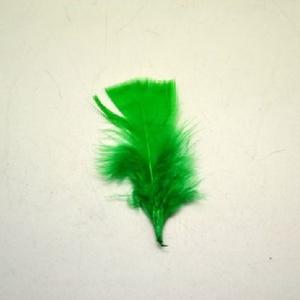 Dekorációs vágott toll-33 (10 db) - zöld, Vegyes alapanyag, Mindenmás, \nDekorációs vágott oll-33 - zöld\n\nA tollak mérete: 8-10 cm\r\nA csomag tartalma 10 db madártoll.\nAz ár..., Meska