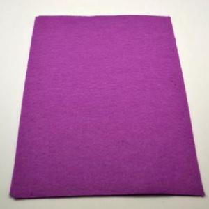 Dekorfilc (1,5 mm/kemény) - lila (csimbo) - Meska.hu