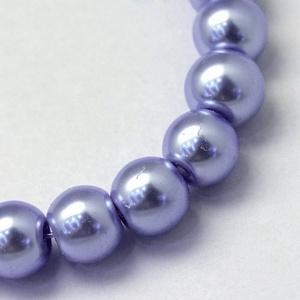 Viaszgyöngy-18 (Ø 4 mm/~ 230 db) - sötét liláskék (csimbo) - Meska.hu