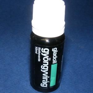 Gladoil illatkeverék (10 ml/1 db) - gyöngyvirág, Vegyes alapanyag,  Gladoil illatkeverék - gyöngyvirág  Ennek a kreatív technikának az alkalmazásával nagyon sokféle fo..., Meska