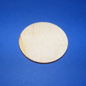 Fa alap (179/A minta/1 db) - korong (Ø 60 mm), Fa,  Fa alap (179/A minta) - korong  Mérete: Ø 60 mmAnyaga: rétegelt lemezAnyagvastagság: 3 mm  Az ár eg..., Meska