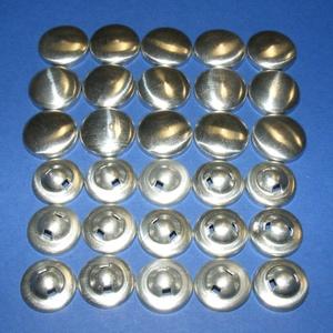 Fém gomb alap (7. méret/1 db) - gomb - Meska.hu