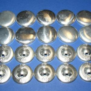 Fém gomb alap (5. méret/1 db) - gomb - Meska.hu