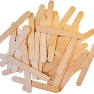 Fa spatula (11,3 x0,9 cm/50 db), Fa,  Fa spatula    Mérete: 11,3 x 0,9 cmVastagsága: 1,9 mmAnyaga: natúr fa  Az ár 50 darab termékre vo..., Meska