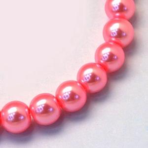 Viaszgyöngy-29 (Ø 3 mm/~ 250 db) - pink (csimbo) - Meska.hu