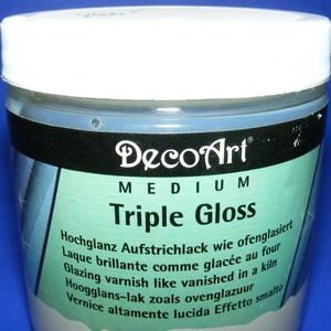Triple Gloss színtelen lakk (1 db) - 236 ml (csimbo) - Meska.hu